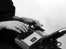 revolution grand steno machine