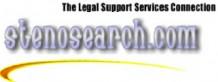 steno search