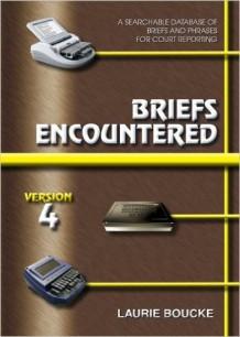 Briefs Encountered CD