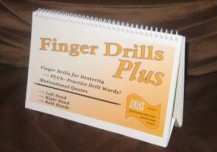 finger drills book