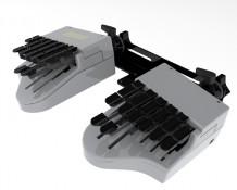 ergonimic steno machine