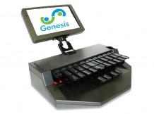 genesis sa steno machine