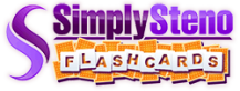 SimplySteno Flashcards