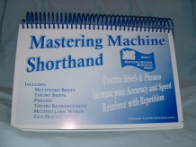 mastering machine shorthand