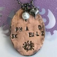 steno necklace