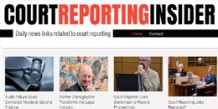 court reporting news