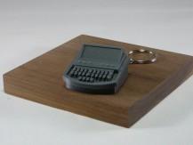 steno machine key